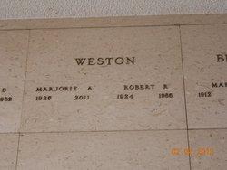 Marjorie <i>Barr</i> Weston