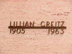 Lillian <i>Rathke</i> Creitz