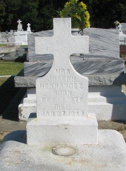 Mrs Joseph Hernandez
