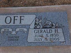 Gerald H OFF