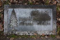 Fred Marlow Bruegger
