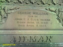 George William Ailman