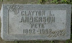 Clayton Loren Pete Anderson