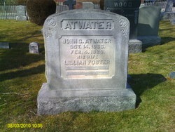 Lillian <i>Foster</i> Atwater