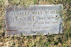 Margaret <i>Ward</i> Power