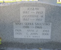 Mary <i>Serra</i> Salustro