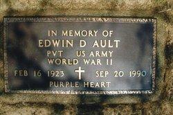 Edwin D. Ault
