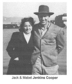 Mabel <i>Jenkins</i> Cooper