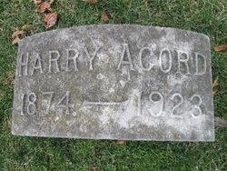 Harry Acord