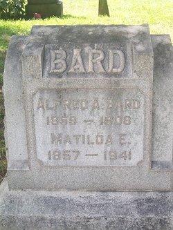 Matilda Ellen Tillie <i>Briggs</i> Bard