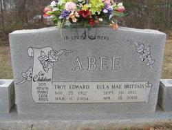 Eula Mae <i>Brittain</i> Abee