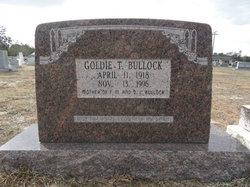 Goldie <i>Tyler</i> Bullock