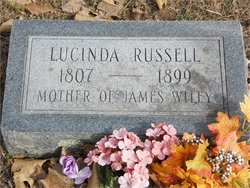 Lucinda <i>Crow</i> Russell