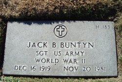 Jack Buchanan Buntyn;