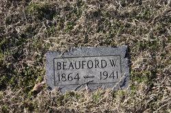 Beauford W. Fink