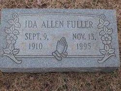 Ida <i>Clement</i> Allen Fuller