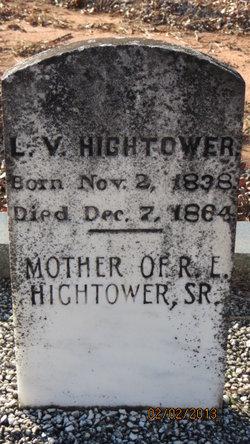Louisiana Virginia <i>Andrews</i> Hightower