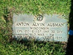 Anton Alvin Ausman