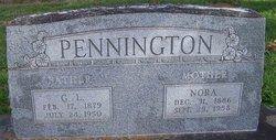 Nora <i>Thompson</i> Pennington