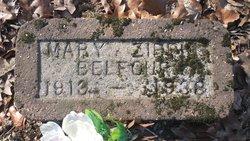 Mary Zippie Belfour