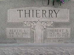 Albert B Thierry