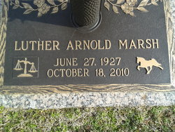 Luther Arnold Marsh