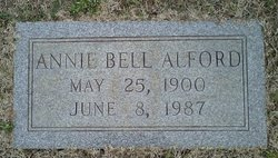 Annie Bell Alford