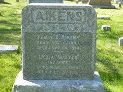 Lydia <i>Custer</i> Aikens