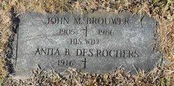 Anita B <i>Desrochers</i> Brouwer