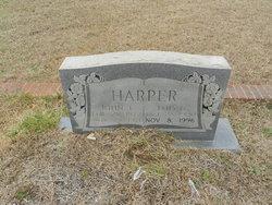 Mary Lois <i>Graham</i> Harper