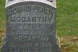 Dennis Percy McCarthy