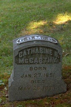 Catherine B. McCarthy
