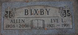 Eve L Bixby