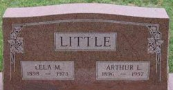 Lela M. <i>Dehart</i> Little