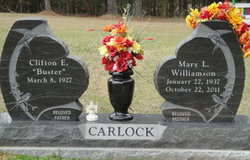 Mary Lou <i>Williamson</i> Carlock