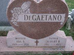 Albert B DeGaetano