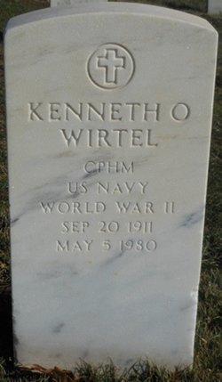 Kenneth O Wirtel