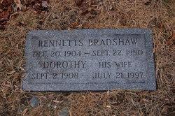 Dorothy I <i>Hanscom</i> Bradshaw