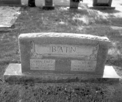 John Fred Bain