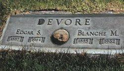Blanche M <i>Shufelt</i> Devore