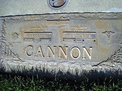 Harvey Elmer Cannon, Jr