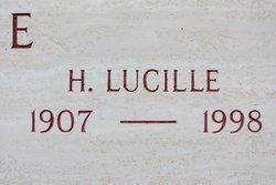 Hulda Lucille <i>Bagley</i> Aldridge
