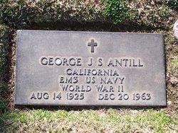 George James Stewart Antill