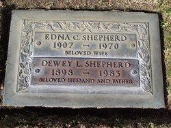 Edna Bernice <i>Campbell</i> Shepherd