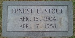 Ernest Clarence Stout