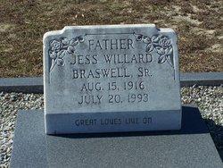 Jess Willard Braswell