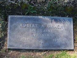Robert Anthony Uhach