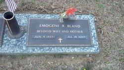 Emogene <i>Rushing</i> Bland