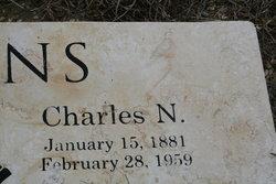 Charlie Nathaniel Burns