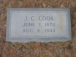 Joseph Crawford Cook, Sr